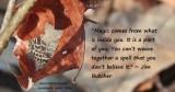 Jim Butcher Magic quote