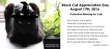 Black Cat Appreciation Day 2016