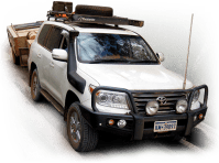4WD Roof Rack Supplier