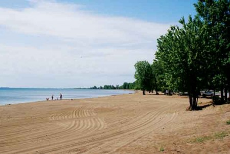 Turkey Point Provincial Park, Ontario
