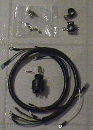 Honda Engine Conversion Kit