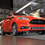Ford Begins Producing Fastest-Ever Production Fiesta ST