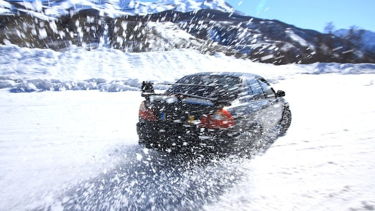 Poll: Most Canadian drivers will switch to winter tires this season