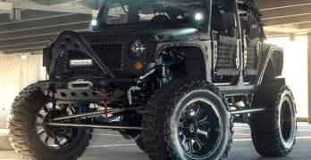 New Full Metal Jacket Jeep Wrangler by Starwood Motors