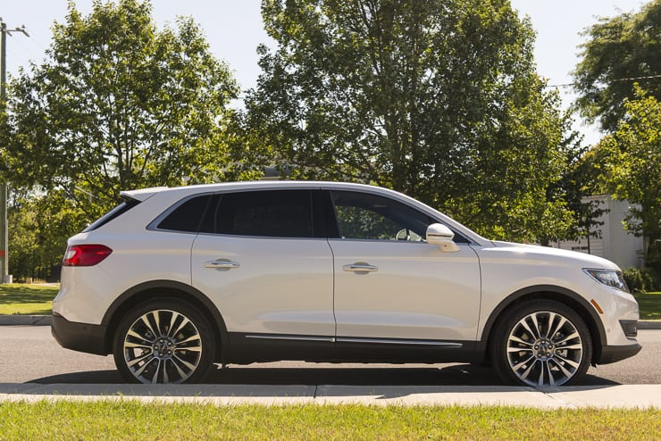 Cool First Drive 2016 Lincoln MKX Review