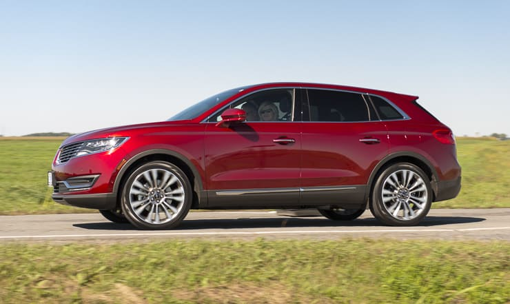 Lastest First Drive 2016 Lincoln MKX Review