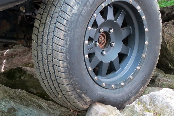 Review: New Michelin Defender LTX M/S Tires