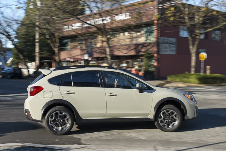 First Drive: 2016 Subaru Crosstrek Review