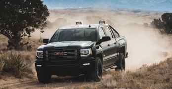 New 2016 Sierra All Terrain X Edition for the Off-Roaders