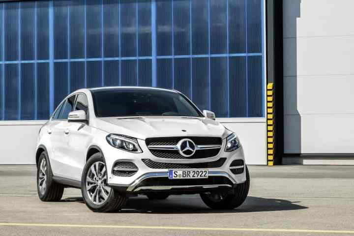 2016 Mercedes-Benz GLE 350d Coupe Review: A Diesel-Powered Luxury Crossover