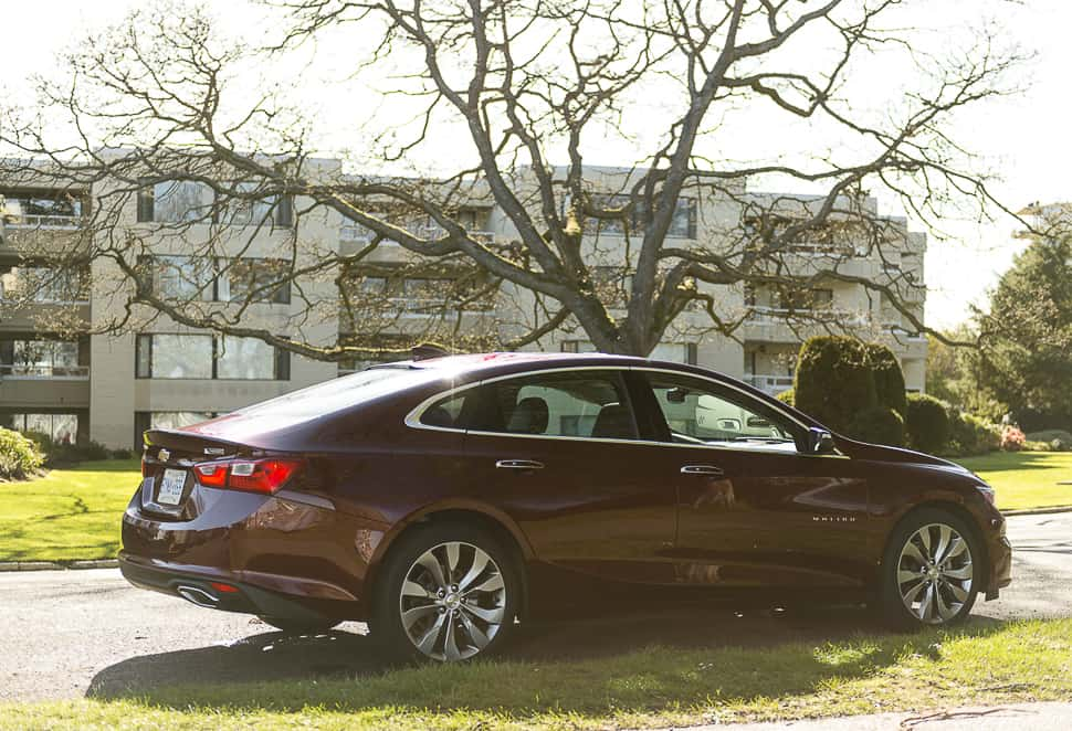 in pictures 2016 chevy malibu may reignite the mid size sedan. Black Bedroom Furniture Sets. Home Design Ideas