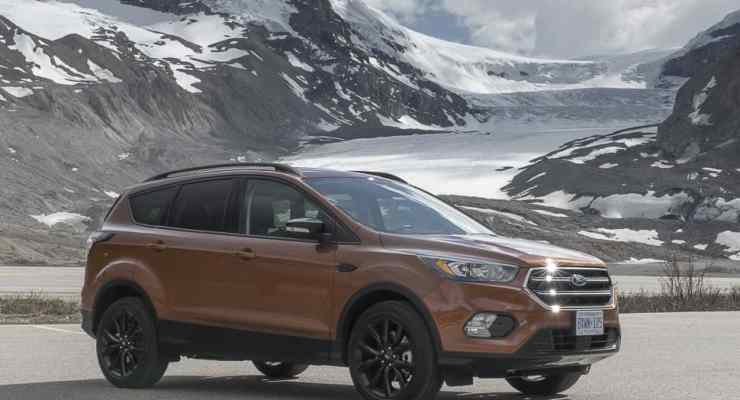 In Pictures: 2017 Ford Escape First Drive to Jasper National Park