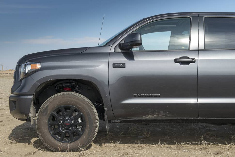 In Pictures: All Blacked-out 2016 Toyota Tundra TRD Pro ...