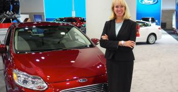 Chat with Ford Canada's CEO Dianne Craig about upcoming tech and shift to mobility