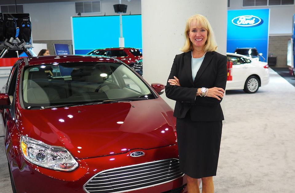 Chat with Dianne Craig: Ford Canada CEO on upcoming tech and shift to mobility