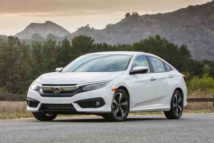 2016 Honda Civic Touring Review: Top-of-line Civic starts at under $30k