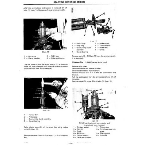 Case Equipment Service Manuals Ih 856 Service Manual