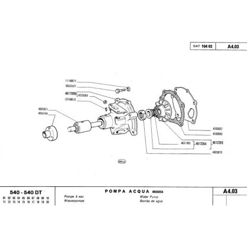 FIAT 55 46 DT MANUAL - Auto Electrical Wiring Diagram