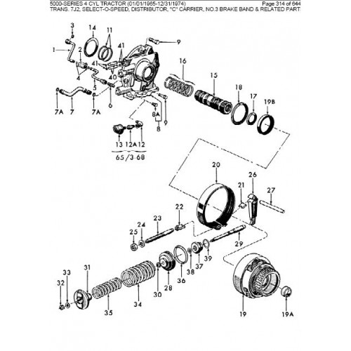 ford 5000 tractor parts diagram parts lookup
