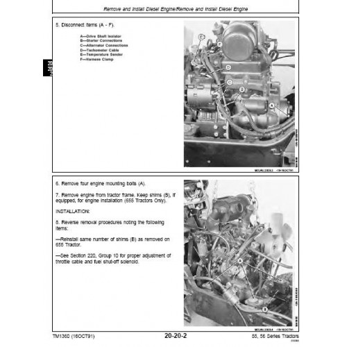 John Deere 655 Wiring Diagram Electrical Circuit Electrical Wiring