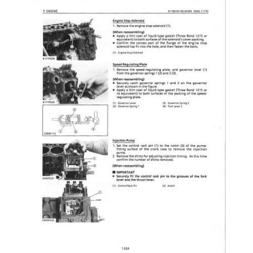 Kubota B2100 Wiring Diagram Kubota B2400 Wiring Diagram, Kubota