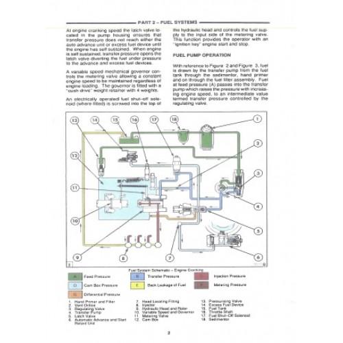 ford 8240 wiring diagram