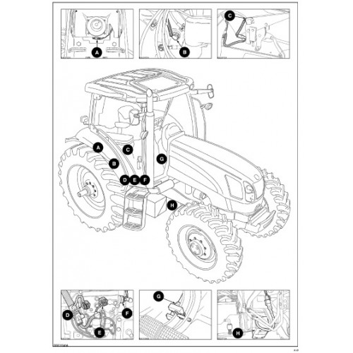 New Holland Tractor T6020 Wiring Diagram  Nordic Ware Microwave