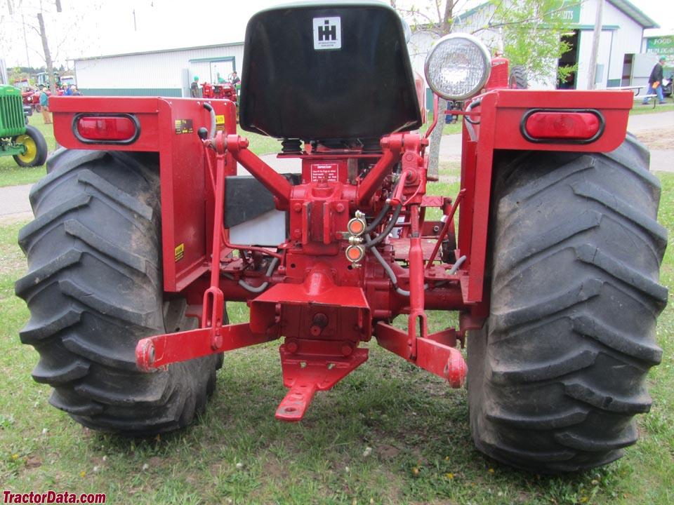 TractorData International Harvester 284 tractor photos information