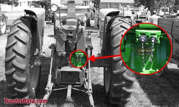 TractorData John Deere 3010 tractor information