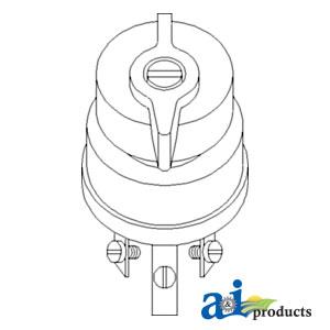 farmall a wiring diagram plug
