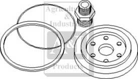 perkins fuel filter conversion kit