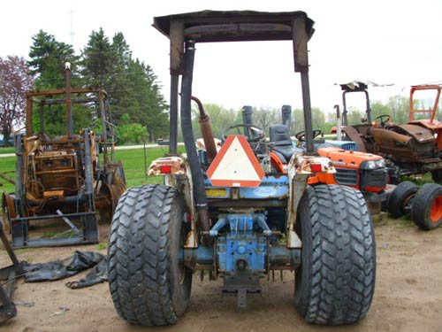 Ford 1910 Tractor Wiring Diagram - GO Wiring Diagram