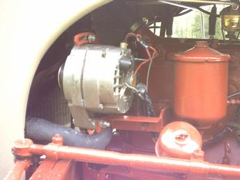 Ford 2n 12 Volt Conversion Wiring Diagram Ford 8n 9n Amp 2n Tractors Collecting Restoring And