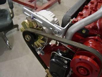Ford 2n 12 Volt Conversion Wiring Diagram 8n Alternator Bracket Ford 9n 2n 8n Forum