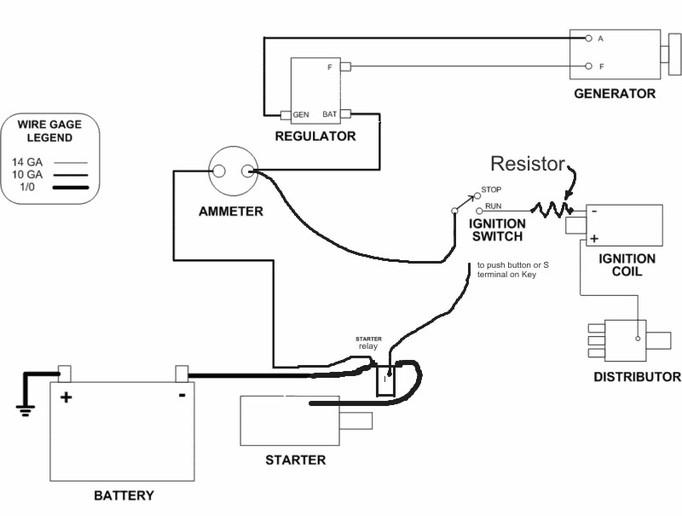 farmall c wiring diagram