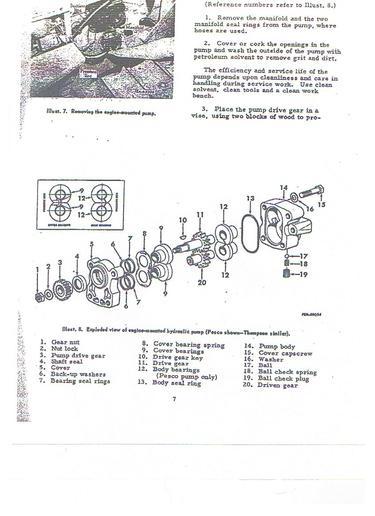 farmall super c engine rebuild kit