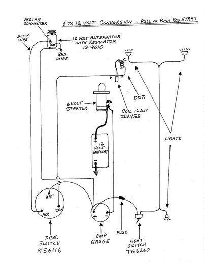 Allis Chalmers Wiring Diagram Of 45 circuit diagram template