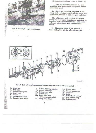 farmall cub magneto diagram wiring diagram schematic