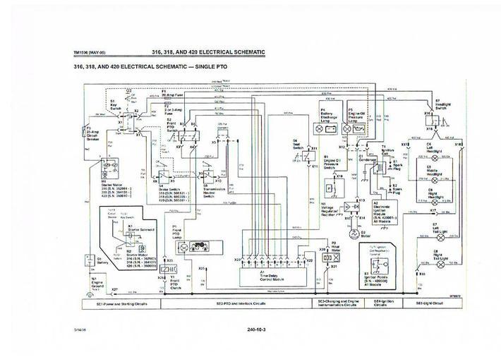 Jd 4430 Wiring Diagram Wiring Schematic Diagram