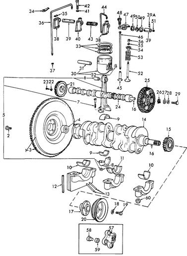 ford 5000 tractor diagram