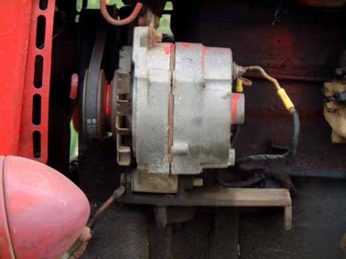 6 Volt Generator Armature for 1959 - Yesterday\u0027s Tractors