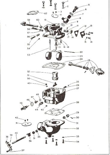 farmall f 20 carburetor diagram