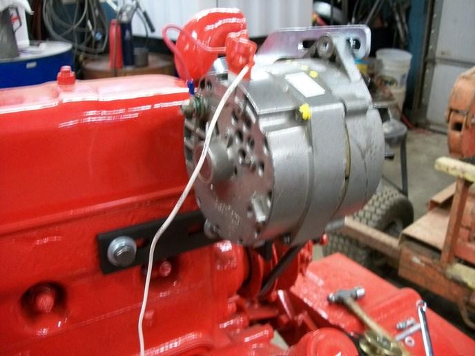 Farmall Tractor Wiring Diagram Also Farmall 12 Volt Wiring Diagram