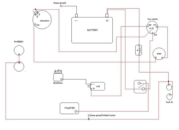 30 Model A Wire Diagram Wiring Diagram