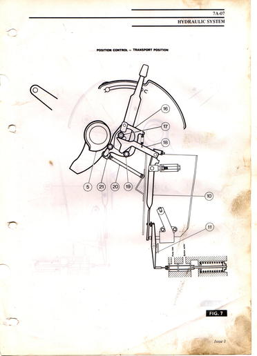 Ford 1100 Tractor Wiring Diagram Mf 135 Hydraulic And Pto Problems Massey Harris Amp Massey