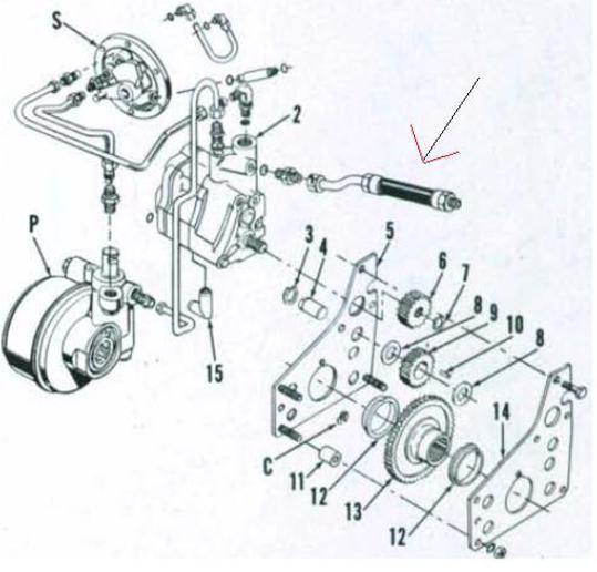 massey ferguson 245 alternator wiring diagram