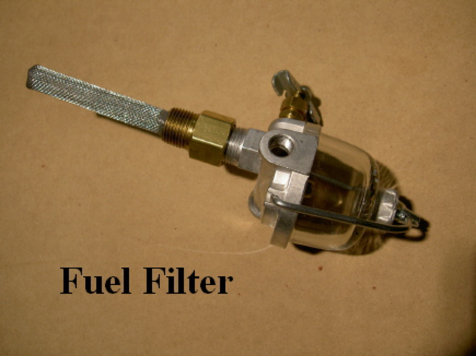 Whats a good Gravity flow filter - Yesterday\u0027s Tractors