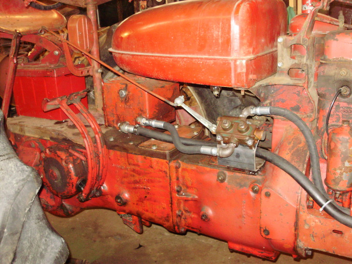 Farmall Super A Hydraulic Pump Diagram Index listing of wiring
