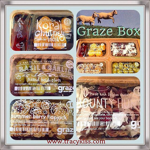 My Sixth Graze Box Has Arrived