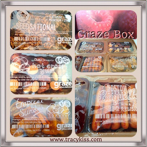 My Eighth Graze Box Has Arrived